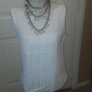 BANANA REPUBLIC NEW elegant top
